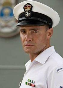 Petty Officer Bosun Peter