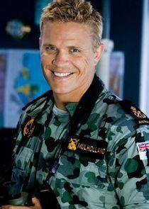 Petty Officer Bosun Dylan