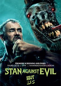 Stan Against Evil cover