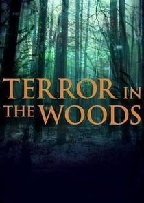 Terror in the Woods cover