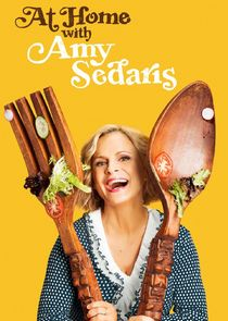 At Home with Amy Sedaris cover
