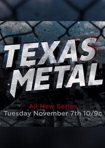 Texas Metal cover