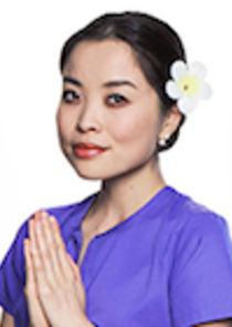 Шини, тайская массажистка в салоне красоты