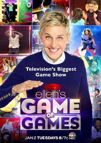 Ellen's Game of Games cover