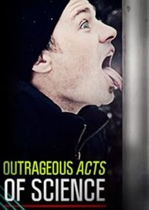 Outrageous Acts of Science cover