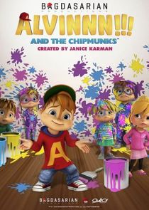 Alvinnn!!! and the Chipmunks cover