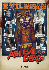 WatchStreem - Watch Ash vs Evil Dead