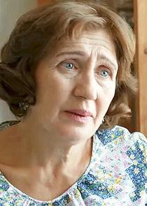 Ольга Алексеевна Галкина, мать Ирины