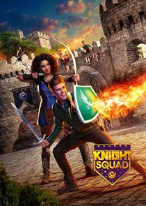 Knight Squad cover