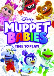 Muppet Babies cover