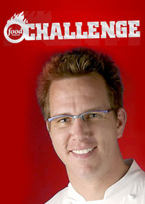 Food Network Challenge cover