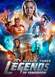 Ezstreem - DC's Legends of Tomorrow