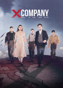 cover for X Company