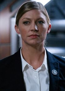 Agent Ava Sharpe