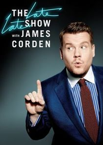 The Late Late Show with James Corden cover