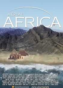Aerial Africa cover