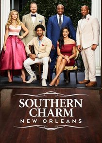 Southern Charm New Orleans cover