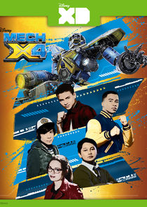 MECH-X4 cover