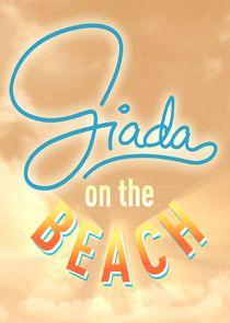 Giada on the Beach cover
