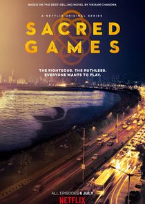 cover for Sacred Games