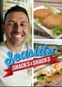 Seaside Snacks & Shacks cover