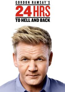Gordon Ramsay's 24 Hours to Hell and Back cover