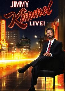 Jimmy Kimmel Live cover