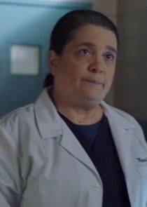 Medical Examiner Ruth Dwyer