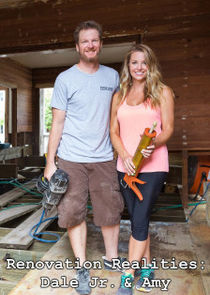 Renovation Realities: Dale Jr. & Amy cover