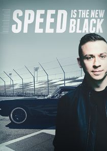 Speed is the New Black cover