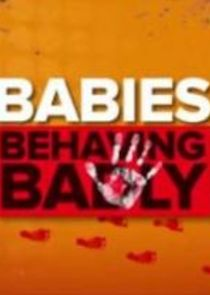 cover for Babies Behaving Badly