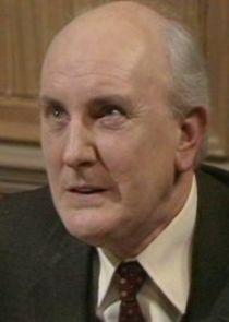 Governor Geoffrey Venables