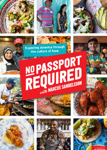 No Passport Required cover