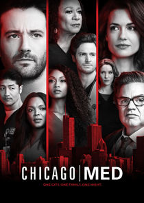 Chicago Med cover