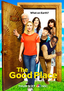 The Good Place cover
