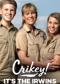 Crikey! It's the Irwins cover