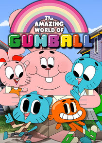 The Amazing World of Gumball cover