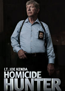 Homicide Hunter: Lt. Joe Kenda cover