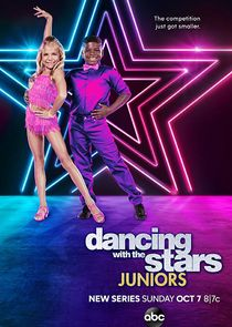 Dancing with the Stars: Juniors cover
