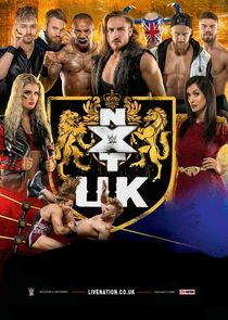 WWE NXT UK cover