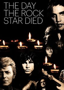 The Day the Rock Star Died cover