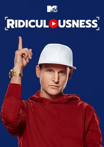 Ridiculousness cover