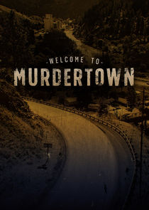 Welcome to Murdertown cover