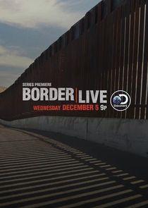 Border Live cover