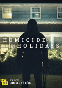 Homicide for the Holidays cover