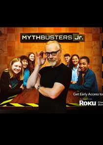 MythBusters Jr. cover