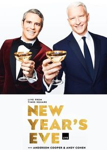 New Year's Eve Live with Anderson Cooper and Andy Cohen