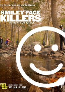 Smiley Face Killers: The Hunt for Justice cover