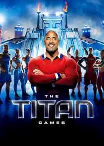 The Titan Games cover
