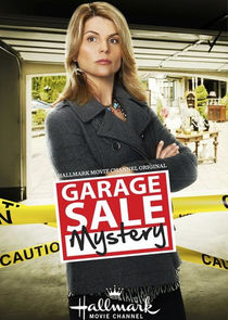 Garage Sale Mystery cover